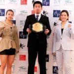 壽美選手が第5代Krush女子フライ級王座決定戦
